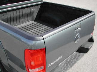 Truck Bed Rail Caps, Tailgate Edge Protection Kit, VW Amarok