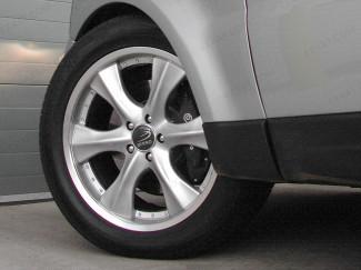 20 X 8.5 Manhattan Alloy Wheels Volkswagen Amarok Fitment