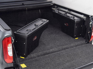 Storage left hand side for Mercedes X-Class