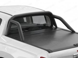 Mitsubishi L200 Extra Cab Mountain Top Sports Roll Bar - Black