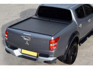 Roll N Lock Lid roll cover fitted to a Mitsubishi L200 Series 5