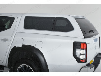 Mitsubishi L200 Series 6 Aeroklas Leisure Windowed Truck Top