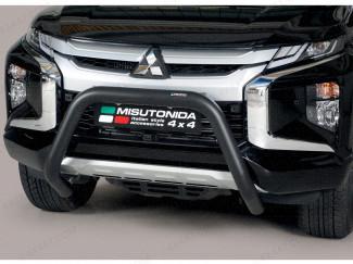 Black front A-Bar Mitsubishi L200