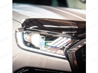 Mustang Style headlights with Daytime Running Lights