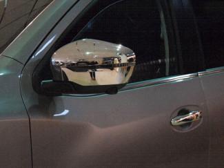 Folding Mirror kit for the Nissan Navara