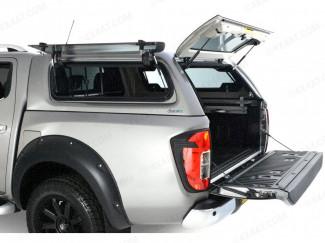 Nissan Navara NP300 Double Cab Aeroklas Hard Top With Lift Up Windows