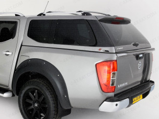 Alpha Type 'E' Hard Top Is Specific To The Nissan Navara NP300