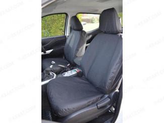 Nissan Navara NP300 Tailored Waterproof Front Seat Covers