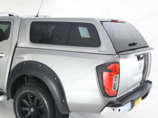 Aeroklas Hard Top With Side Windows