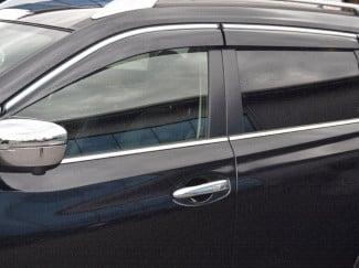 Nissan X-Trail wind deflectors