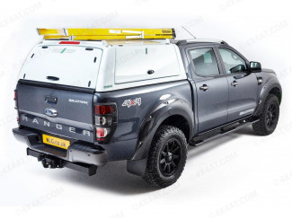 Ford Ranger 2012 On Pro//Top Canopy With Gullwing Side Access Doors