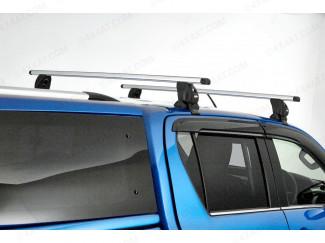 Toyota Hilux Mk8 Revo Vehicle Roof Rail Set