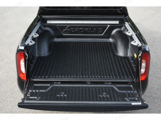 NP300 Double Cab Extra Heavy Duty Under Rail Bed Liner