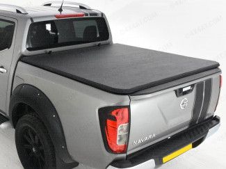 Nissan Navara NP300 soft load bed cover
