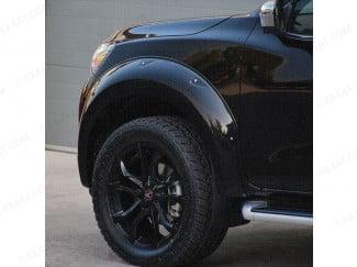 Ford Ranger wheel arches