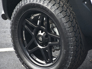 Predator Fox 20 Inch Alloy Wheel