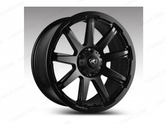 Predator Hurricane 20 Inch Matt Black Alloy Wheel