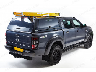 Pro//Top Gullwing truck top for Ford Ranger double cab