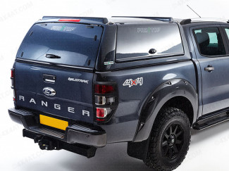 Ford Ranger Double Cab Pro//Top Gullwing Canopy