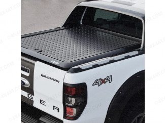 Ford Ranger Aluminium Lift Up Load Bed Cover