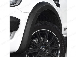 Ranger Vehicle fitted with 55mm Wheel Arches