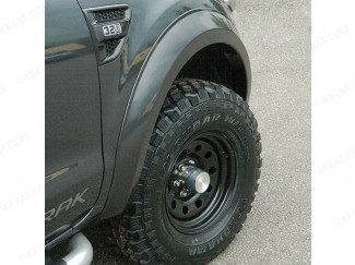 New Ford Ranger 12 To 16 Wheel Arch Kit For Double Cab