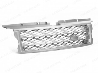 Range Rover Sport 2005-2009 Mesh Grille in Grey Finish