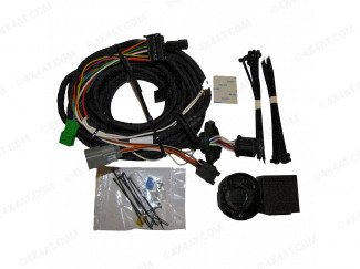Plug and play towing electrics kit for Isuzu Dmax 2012 on