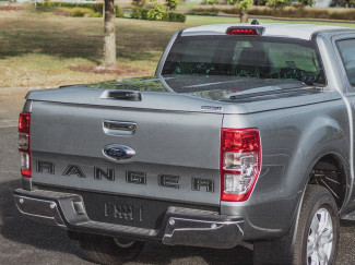 Proform SportLid Tech2 Tonneau Cover for Ford Ranger 2012 Onwards Double Cab