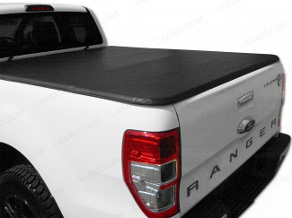 FORD RANGER 2012 ON EXTRA CAB SOFT TRI-FOLDING LOAD BED COVER