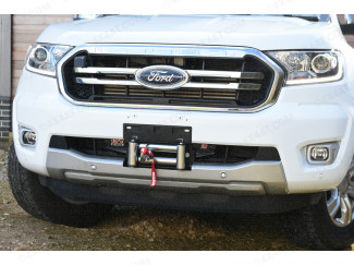 Ford Ranger Front Recovery Winch Mount