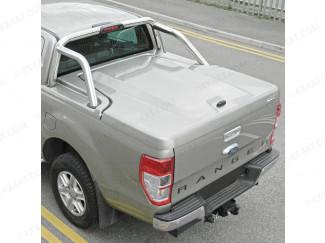 Aeroklas Galaxy Lift Up Lid Tonneau Cover, Ford Ranger T6