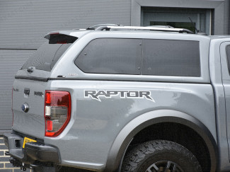 Ford Ranger fitted with Alpha GSE Hard Top