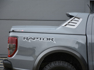 Alpha SCZ colour matched tonneau cover Ford Ranger Raptor