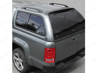 Isuzu Rodeo fitted with Carryboy Leisure