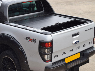 Ford Ranger Wildtrak Roll Top - Roller Shutter Tonneau