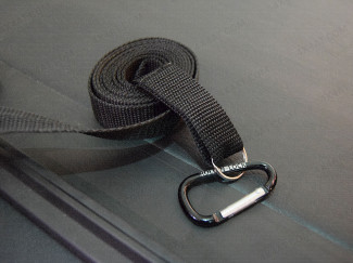 Roll and Lock pull strap