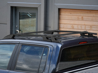 Xtreme Alloy Roof Rails In Black