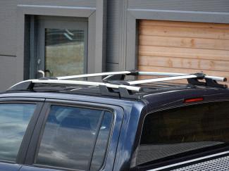 VW Amarok Alloy Roof Rails Set