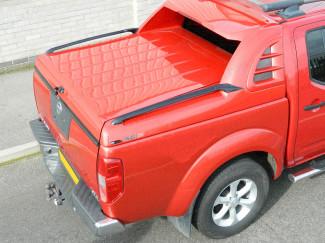 Nissan Navara D40 Alpha SCR Sport Tonneau Cover