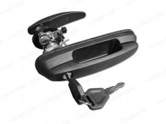 After-Market SJS Compatible Canopy Door Handle Lock & Keys (All Models)