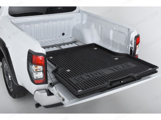 Mitsubishi L200 Series 6 Sliding Steel Pickup Bedtray Classic Style With Plastic Top