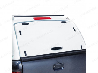 Pro//Top Solid Tailgate Door Low Roof Toyota Hilux 2016 on