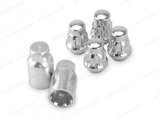 12mm x 1.5mm Locking Wheel Nuts for Hilux Vigo