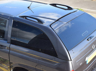 SsangYong Musso Replacement Left Hand Side Glass