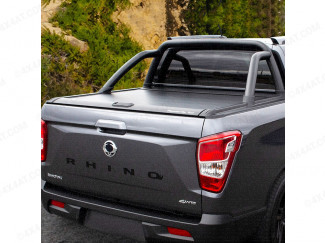 SsangYong Musso Mountain Top Roll Top Tonneau Cover