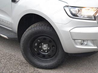 17 Inch Black Modular Steel Wheel for Ford Ranger
