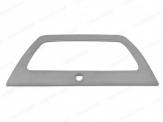Tailgate frame-Avenger canopy XTC2 models no Glass