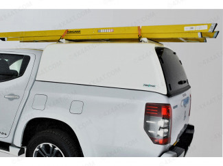 Pro//Top Tradesman Canopy With Glass Rear Door L200 Double Cab