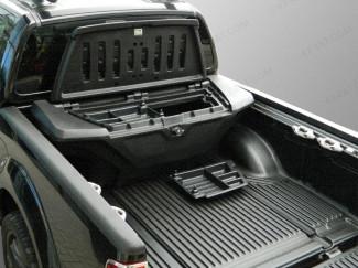 Nissan Navara NP300 Large tool box with advanced key locking system